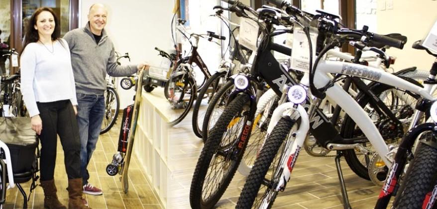 vente de vélo électrique