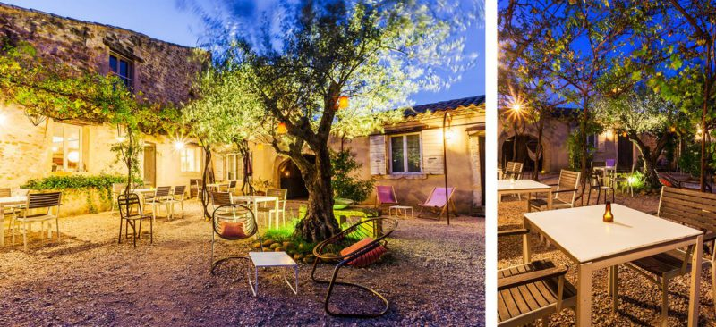 chambre d'hotes en Provence
